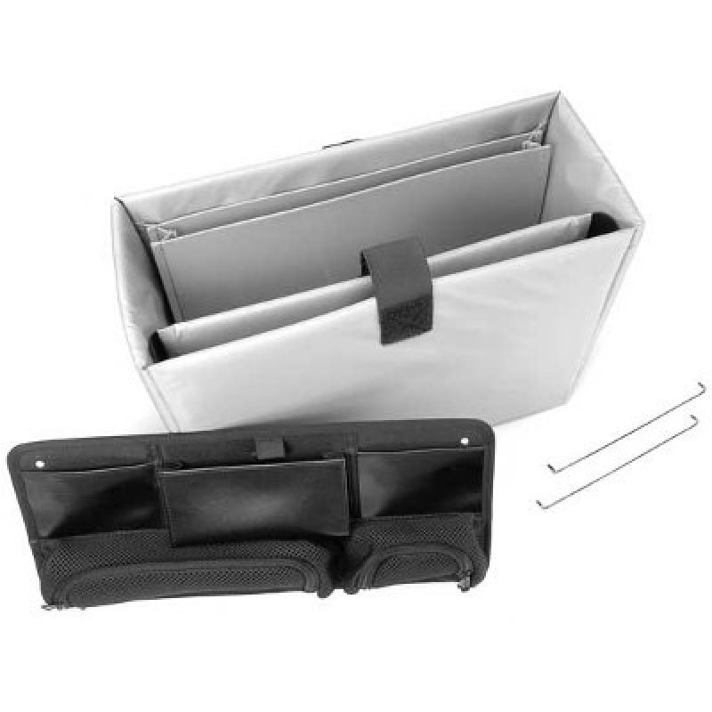 ... Pelican 1437 Top Loader Case With Padded Office Divider Set U0026 Lid  Organizer ...