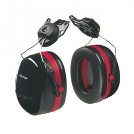 3M™ PELTOR™ Optime™ 105 Cap-Mount Earmuffs H10P3E
