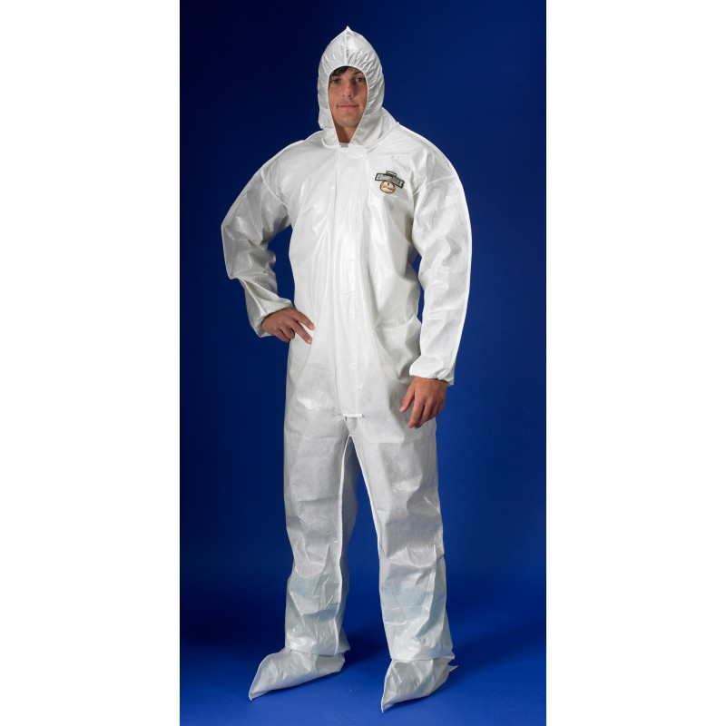 Lakeland C44414 ChemMax 2 Coverall Bound Seam 12/Case