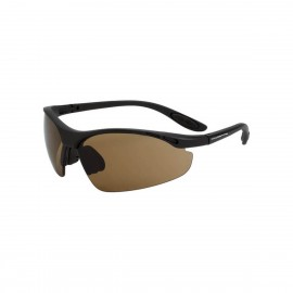 Radians Talon HD Brown Matte Black Safety Glasses 12 PR/Box
