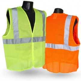 Radians Radwear SV2 SV2OM SV2GM Economy Class 2 Safety Vest - 1 Each