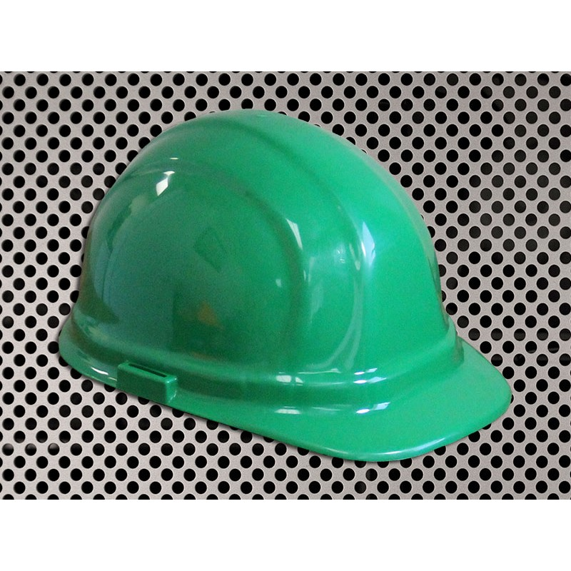 CPA Basic 8 CAL Arc Face Shield Kit - GREEN HARD CAP
