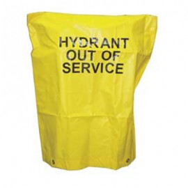 C & S Supply Hydrant Out of Service Cover