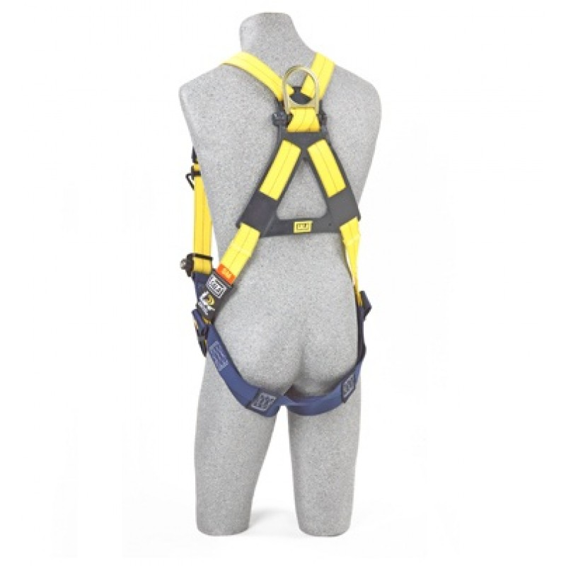 Fall Protection Harness : Delta vest style fall protection harness
