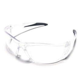 Edge Delano Safety Glasses - Clear Lens