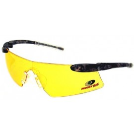 MCR Desperado Safety Glasses  Amber Lens 1/DZ