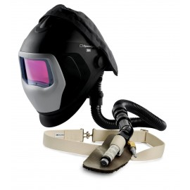 3M™ Speedglas™ FA III SAR with V-100 valve and 3M™ Speedglas™ Welding Helmet 9100-Air, 25-5702-30iSW, ADF 9100XXi
