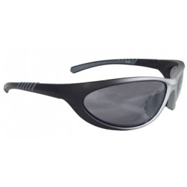 Paradox Safety Glasses with 1236/Black Frame and 1236 Mirror Lens