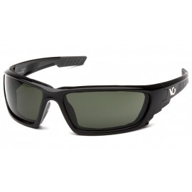 Venture Gear  Brevard  Shiny black frame/ Forest gray AntiFog Lens  Safety Glasses  1 / EA