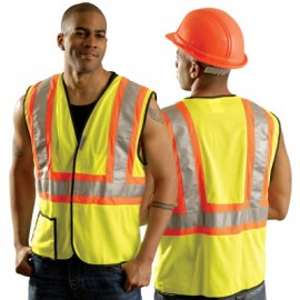 OccuLux Premium Mesh 2-Tone Safety Vest