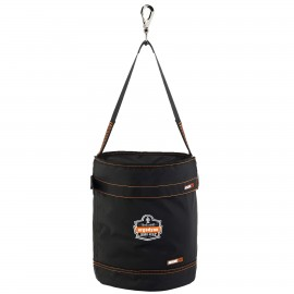 Ergodyne 14870 Arsenal 5970T Swiveling Hook Polyester Hoist Bucket with Top