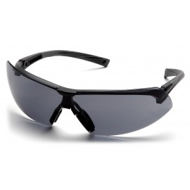 Pyramex  Onix  Black Frame/Gray Lens  Safety Glasses  12/BX