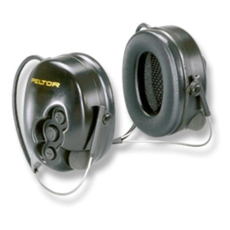 Peltor TacticalPro Electronic Headset-Neckband Model  Peltor Hearing Protection PELMT15H7BSV