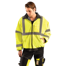 Economy High Visibility Jacket - Class 3