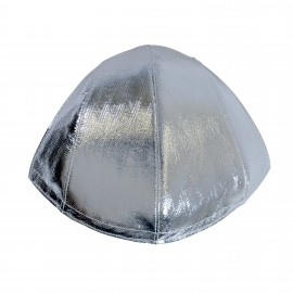 3M™ Elevated Temperature Aluminum Front Helmet Cover, FC1-AL, Silver, 1 ea/cs