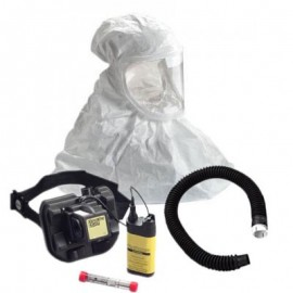 3M Breathe-Easy 10 System Assembly (Soft Hood with shroud)