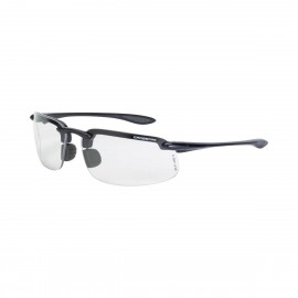 Radians ES4 Clear Gray Frame Safety Glasses 12 PR/Box
