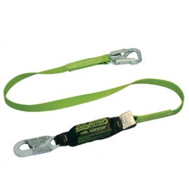 Miller BackBiter Tie-Back Safety Lanyard-Single Leg