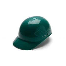 Pyramex HP40035 Bump Cap One Size  Polyethylene  Green Color - 16 / CS