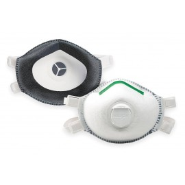 Honeywell SAF-T-FIT¨ 14110439 Plus P1130. Particulate Respirator Exhalation Valve, P100 Small.