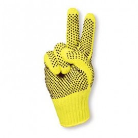 MCR 9363E Kevlar® Glove with PVC Dots