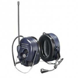PowerCom Plus II 2-Way Radio Headset - Neckband Model