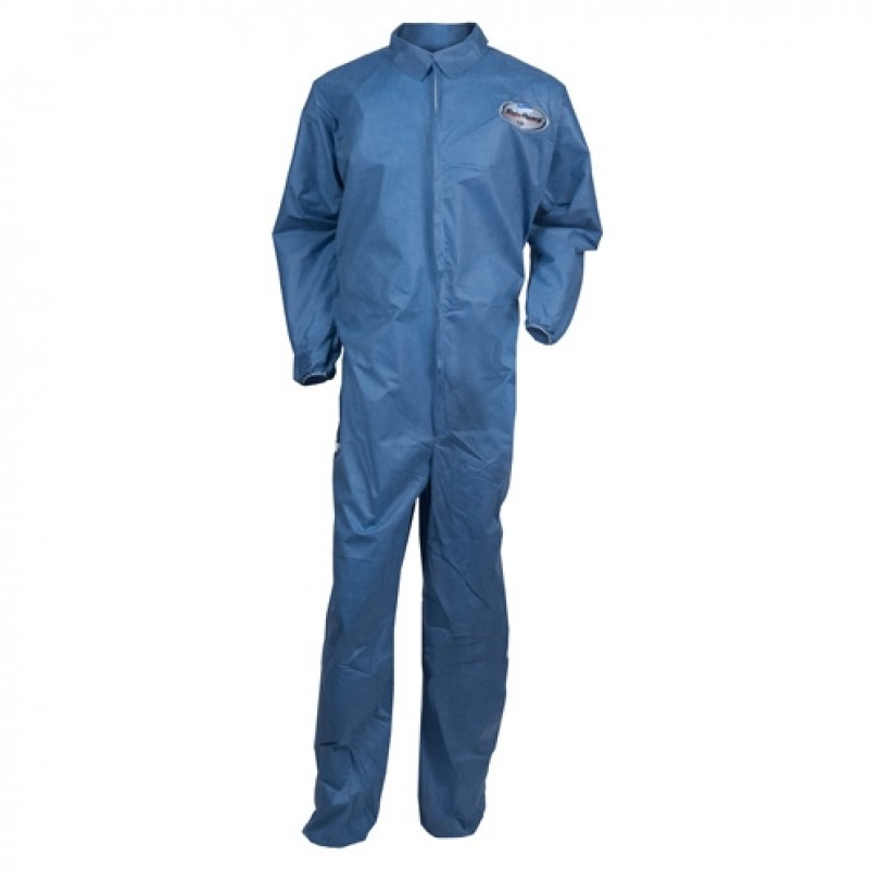 Kimberly Clark 58503 Kleenguard™  A20 Breathable Particle Protection Coveralls (24 Case) Large