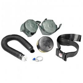 3M™ Breathe Easy™ Butyl Rubber Hood Respirator Conversion Kit RBE-HUP