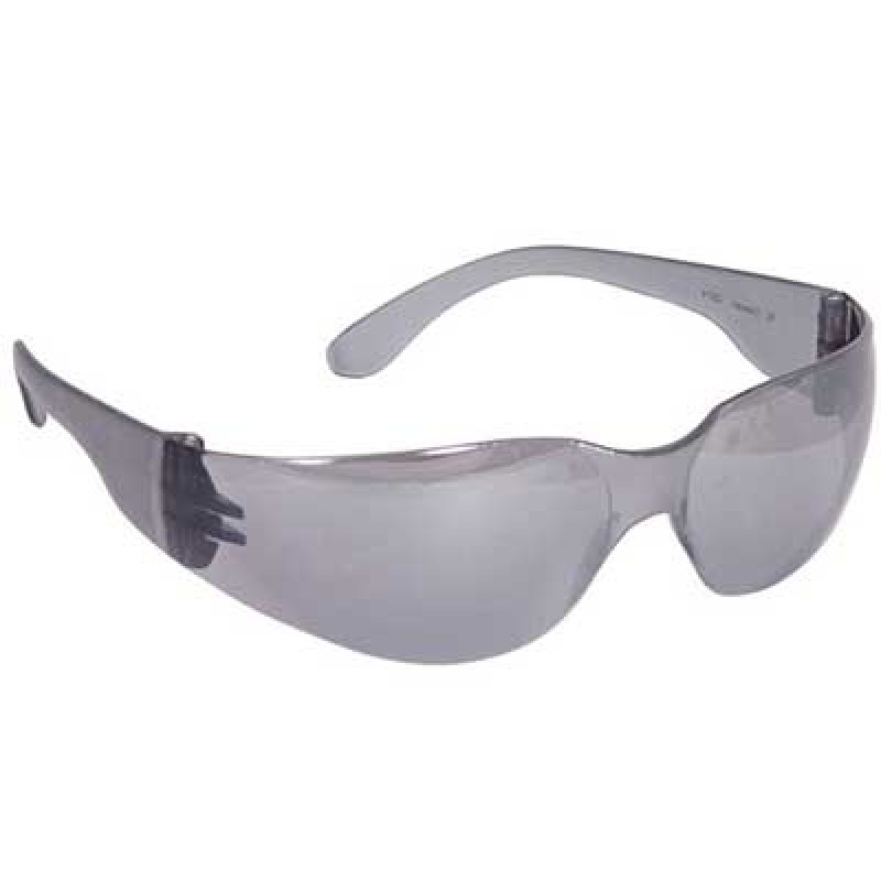 Radians Mirage Safety Glasses-Silver Mirror Lens 12 Pair