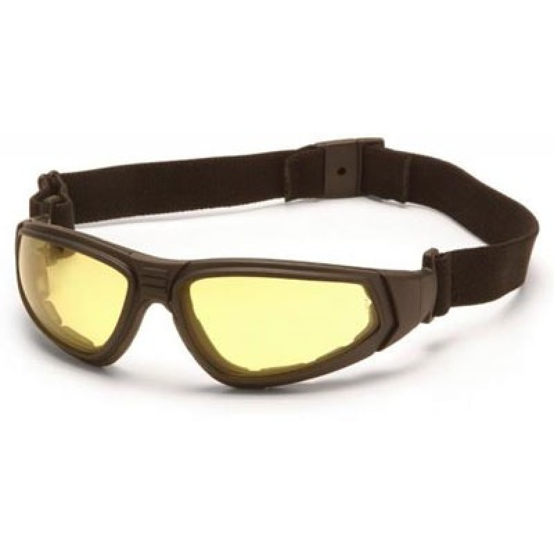 Pyramex XSG Goggle - Amber Lens