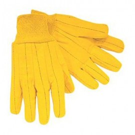 Full Chore Gloves with Knit Wrist