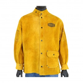 West Chester 7005 Ironcat Split Leather Welding Jacket