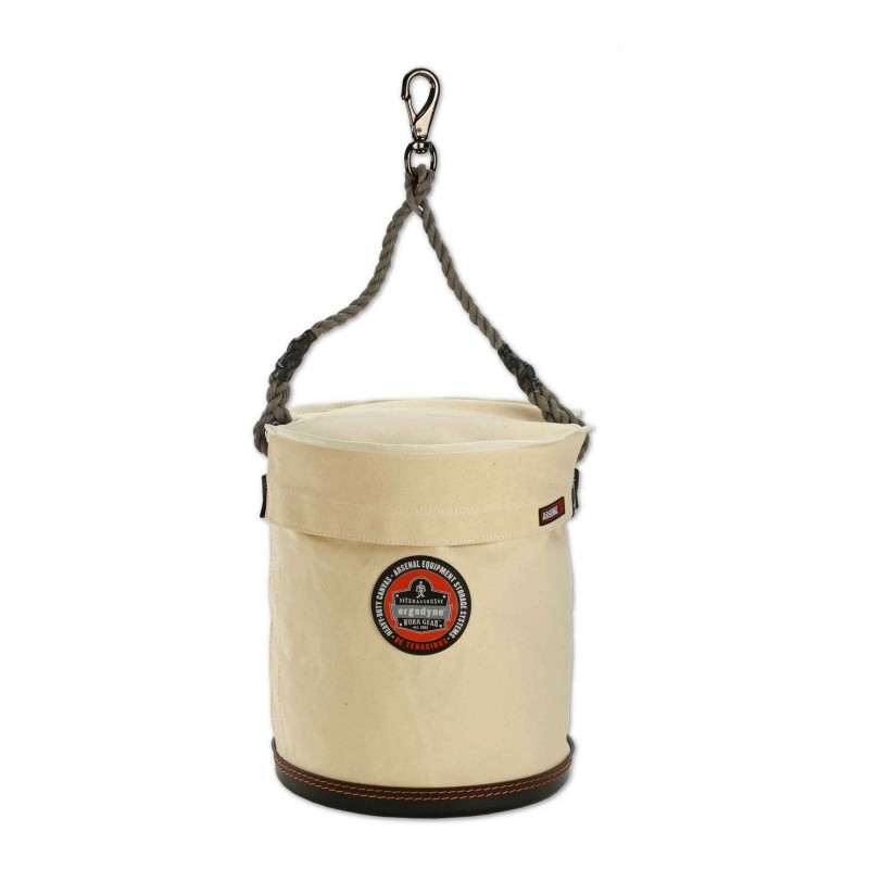 Ergodyne 14543 Arsenal 5743T Large Plastic Bottom Bucket with Top