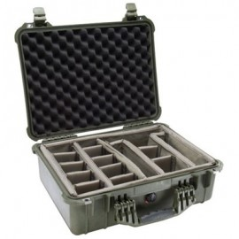 Pelican 1520 Case with Padded Dividers