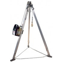 3M™ DBI-SALA® Advanced™ Aluminum Tripod with Salalift™ II Winch 8300030
