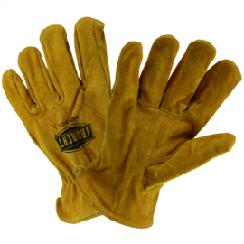 West Chester Ironcat 9405 Preferred Split Cowhide Drivers Gloves 1/DZ