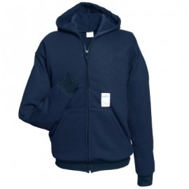 CPA Indura Ultra Soft Fire Resistant Sweatshirt - Zip Front with Hood