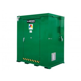 Justrite AGRI-TURF OUTDOOR SAFETY LOCKER, 205-CU FT