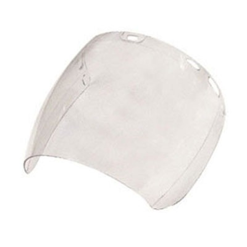 SAS Deluxe Polycarbonate Aspherical Hard Hat Face Shield