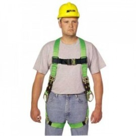 Miller DuraFlex Python Ultra Harness with Back and Side D-Rings