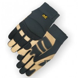 Majestic Golden Eagle Mechanics Glove - Pigskin