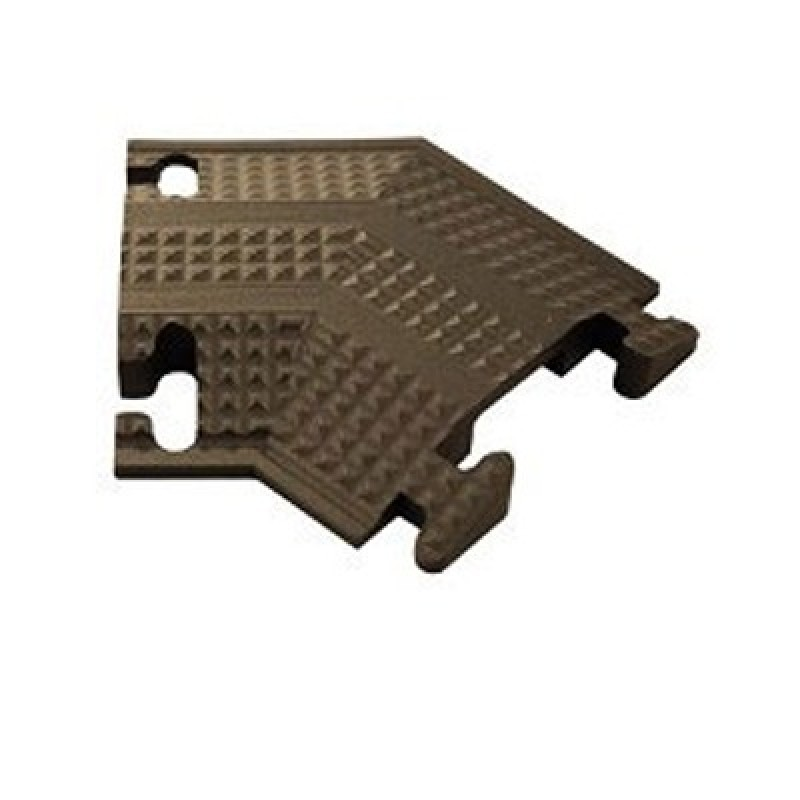 Checkers Guard Dog Cable Protectors - 45 degree Left Turn