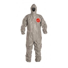 DuPont™ Tychem TF145TGY 6000 Coveralls Gray Color - 6 /Case