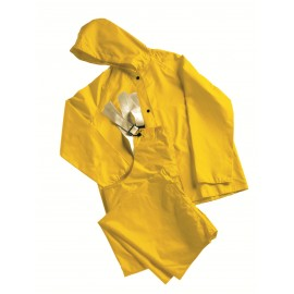 Tingley J21107 Eagle Rain Jacket with Attached Hood