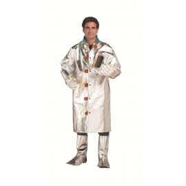"15oz Aluminized Rayon 45"" Coat"