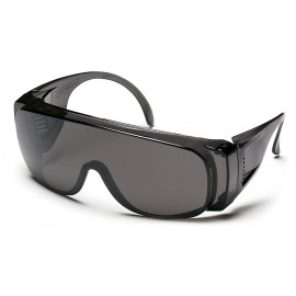 Pyramex Safety - Solo - Gray Frame/Gray Lens Polycarbonate Safety Glasses - 12 / BX