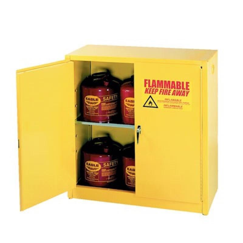 Eagle Safety Cabinets - 30 Gallon
