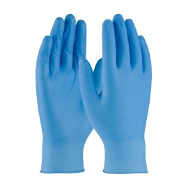 PIP 63-532PF Ambi-dex® Axle Disposable Nitrile Glove, Powder Free 4 mil 10 Boxes/Case