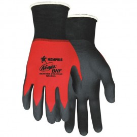 MCR Ninja BNF N96970 Breathable Nitrile Foam Gloves (1 DZ)