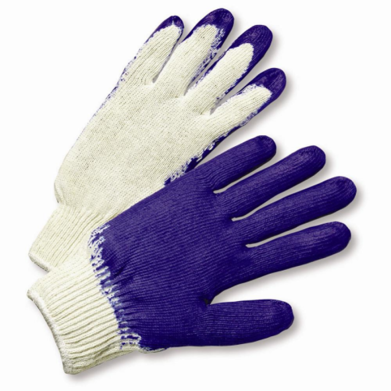 West Chester 708SLC Latex Coated Knit Gloves 12 Pairs